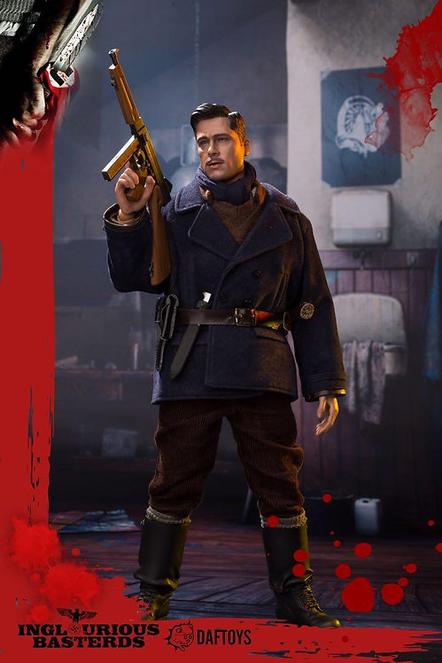 DAFTOYS 1/6 Scale Basterds Figure