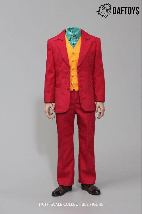 DAFTOYS F07 Joker 1/6 Costume Set (Body Included)