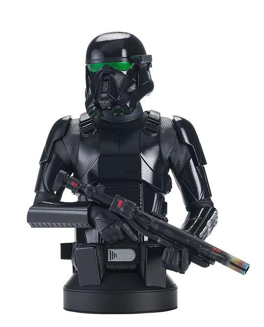 Diamond Select Star Wars Mandalorian Death Trooper 1:6 Scale Bust