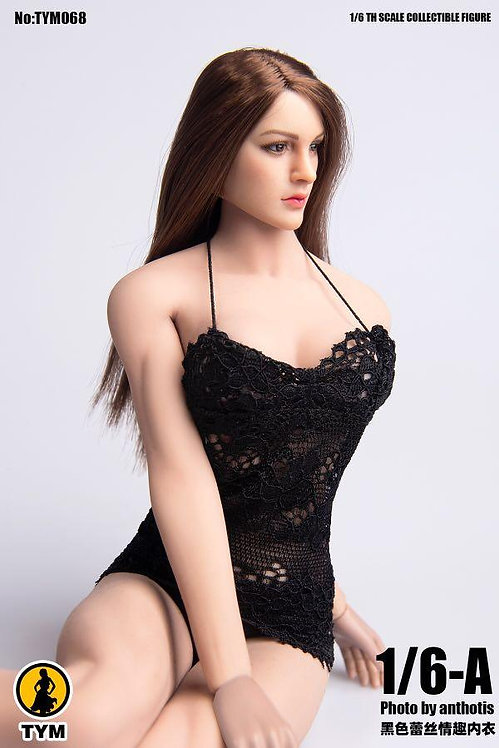 TYM068 - 1/6 Sexy Lace Camisole Skirt