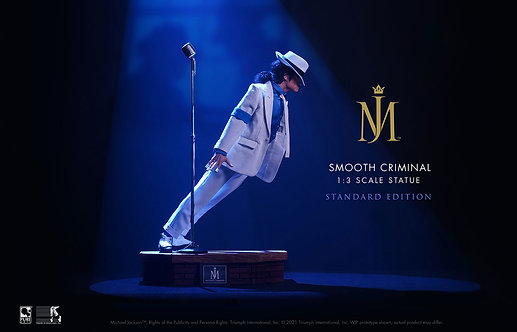 Sideshow Michael Jackson: Smooth Criminal Statue by PureArts