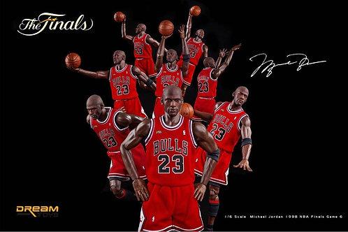 DREAMTOYS MJ1998 Michael Jordan 1/6 Figure