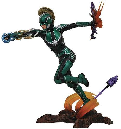 Marvel Movie Gallery Captain Marvel Starforce Statue