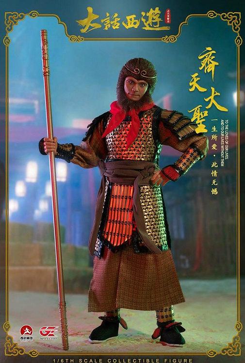 Genesis Emen DH-MK01 Zhi Zun Bao Monkey King 1/6 Figure