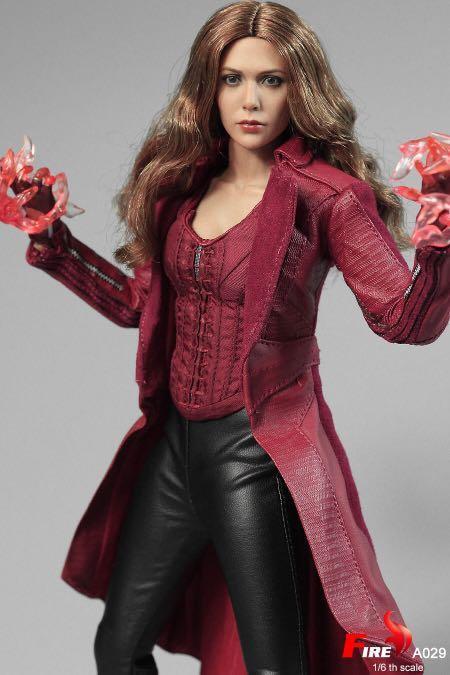 FIRE A029 - 1/6 Scarlet Witch 3.0