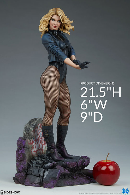 Sideshow Black Canary Premium Format Figure