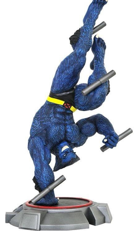 Diamond Select Marvel Comic Gallery X-Men Beast Statue