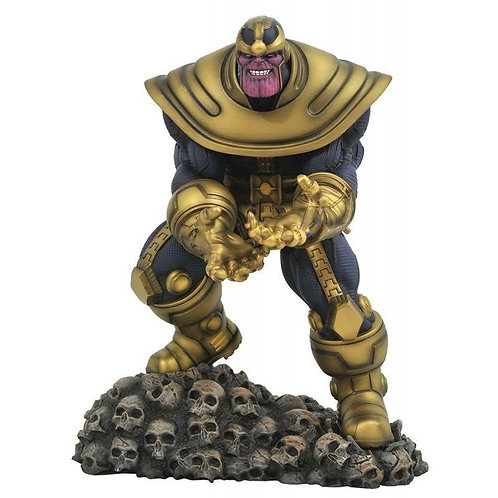 Diamond Select Marvel Comic Gallery Thanos Statue