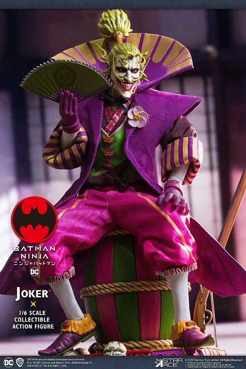 Star Ace Toys SA0077 Lord Joker (Ninja Batman) Deluxe Version