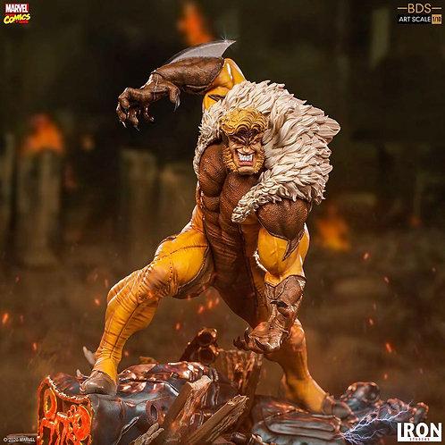 Iron Studios Sabretooth BDS Art Scale 1/10 - Marvel Comics
