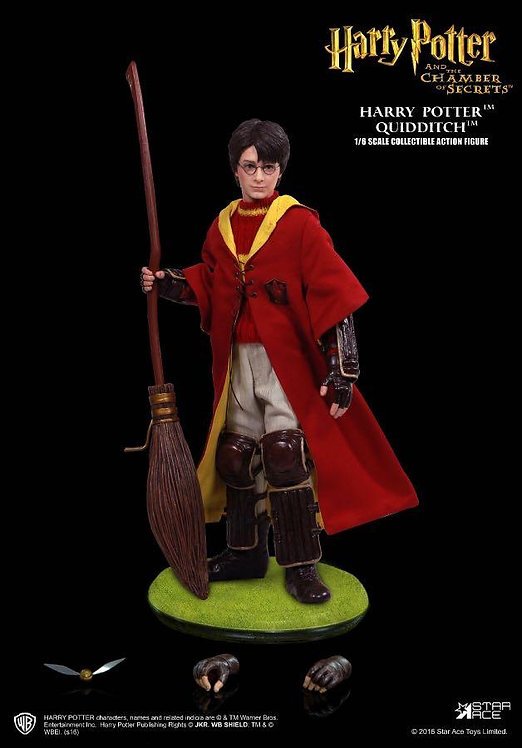 Star Ace Toys SA0018A Harry Potter (Quidditch Version)