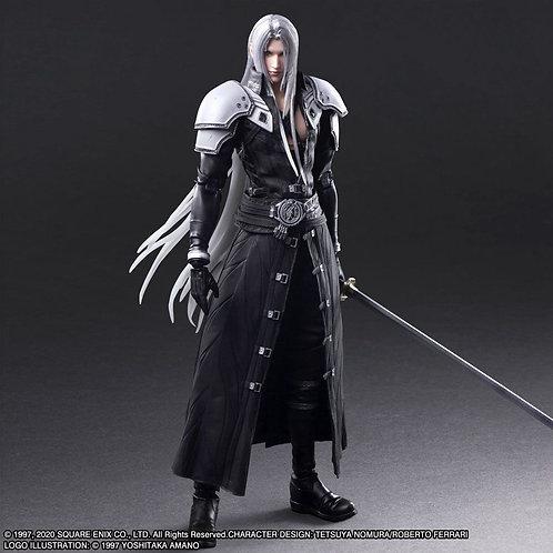 Square Enix Final Fantasy VII REMAKE Play Arts Kai Action Figure – Sephiroth