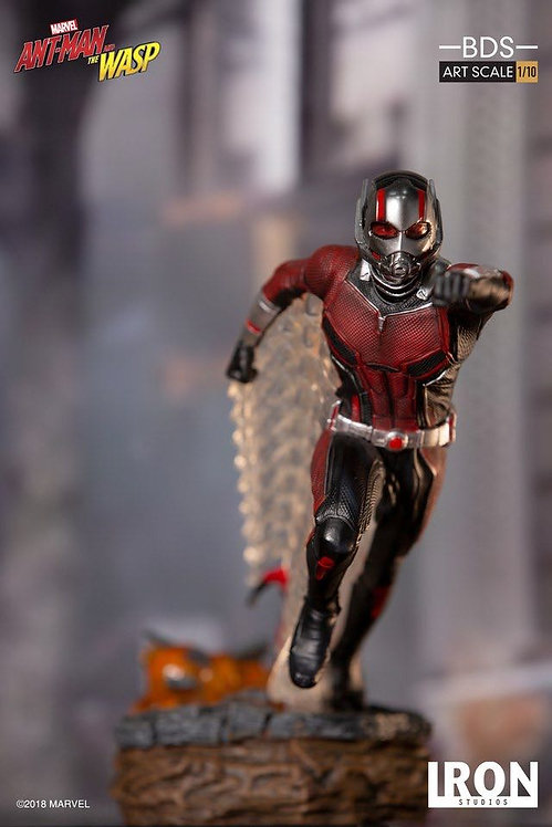 Iron Studios 1/10 art scale Ant Man statue