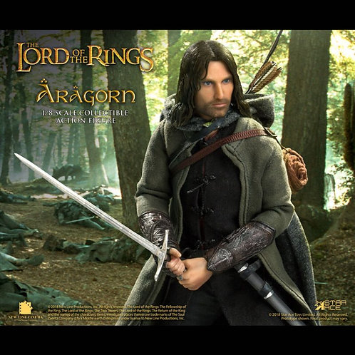 Star Ace Toys SA8008A - Aragorn DX (Deluxe) - Lord of the Rings: The Two Towers