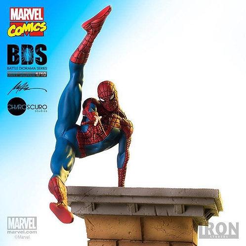 Iron Studios 1/10 art scale Spiderman bg Raphael Albuquerque