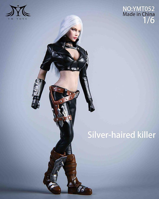YMTOYS YMT052 Silver Haired Killer 1/6 Costume Set