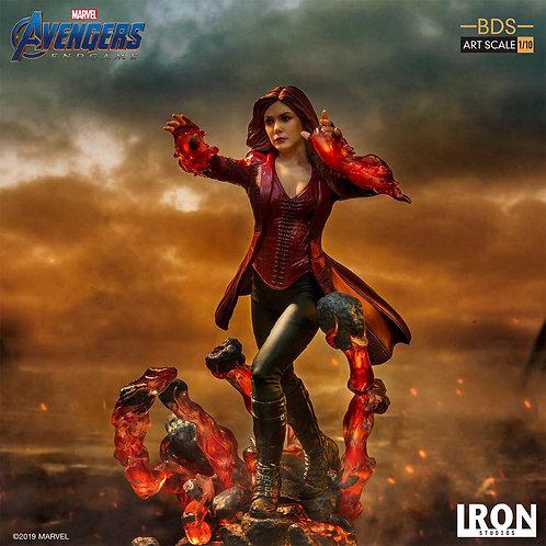 Iron Studios Endgame Scarlet Witch 1/10 Statue