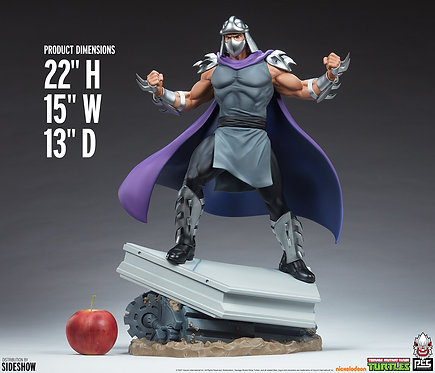 Sideshow Shredder Statue by PCS Collectibles