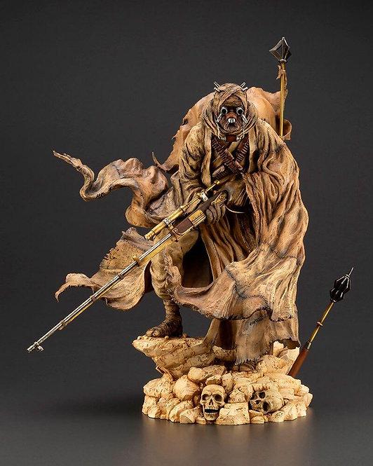 Kotobukiya ARTFX Artist Series Tusken Raider Barbaric Desert Tribe 1/7 Statue