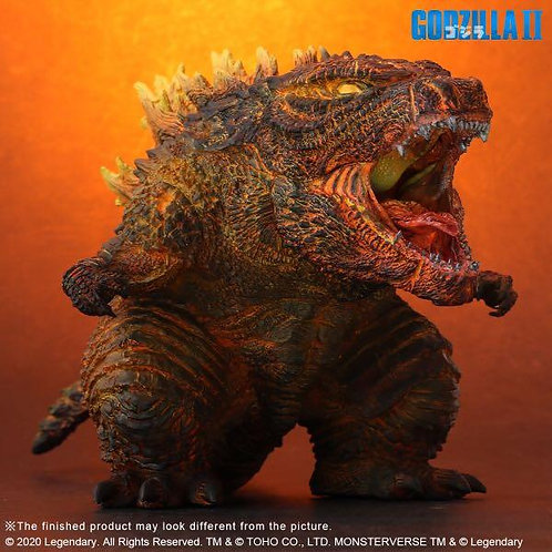 X-Plus Deforeal Series - DF Burning Godzilla (2019)