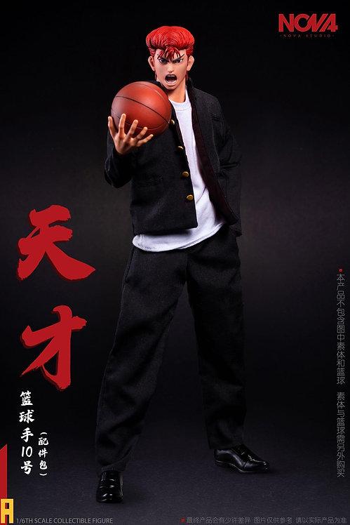 NOVA Studio NOVA-10 Genius Basketball Player 1/6 Accessories