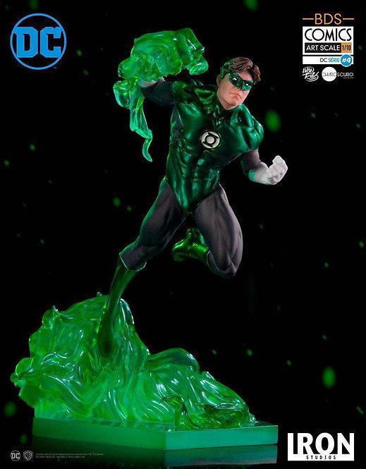 Iron Studios 1/10 scale DC Comics Green Lantern statue by Ivan Reis