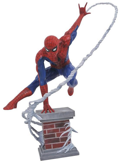 Diamond Select Marvel Premier Collection Amazing Spider-Man Statue