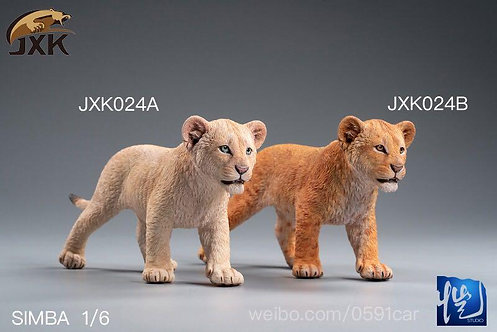 JXK024 - 1/6 Simba