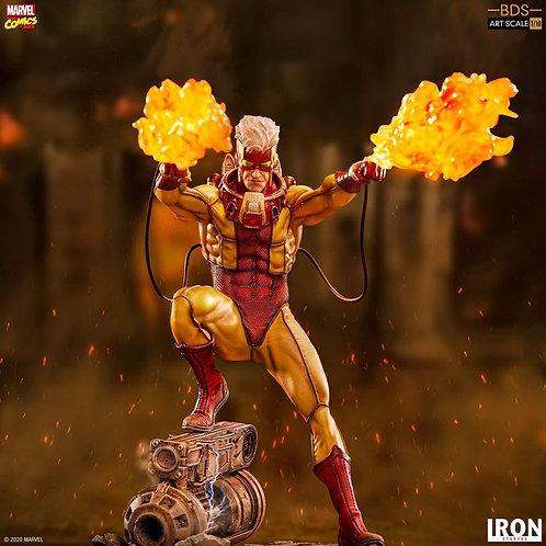Iron Studios Pyro BDS Art Scale 1/10 - Marvel Comics