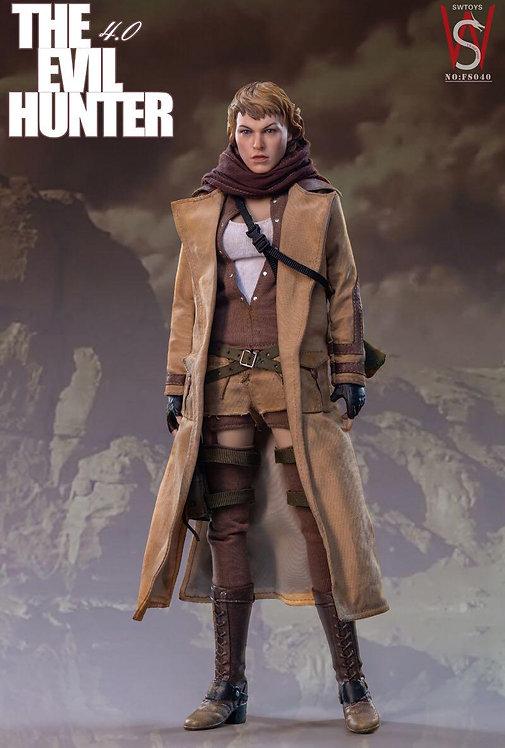 SWToys FS040 Evil Hunter 4.0 1/6 Figure