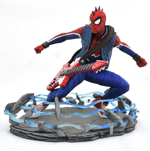 Diamond Select Marvel Gallery PS4 Spider-Punk Statue