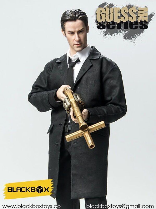 BLACKBOX BBT9001 Guess Me Series Constantine 1/6 Figure
