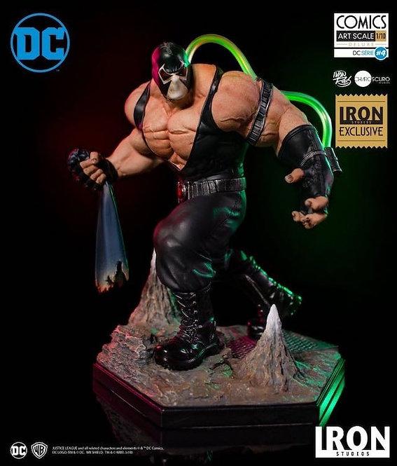 Iron Studios SHCC Exclusive 1/10 Scale Bane Statue