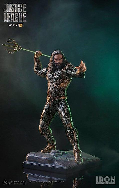 Iron Studios art scale 1/10 Justice League Aquaman statue