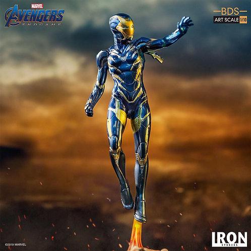 Iron Studios 1/10 Scale Pepper Potts in Rescue Suit Statue