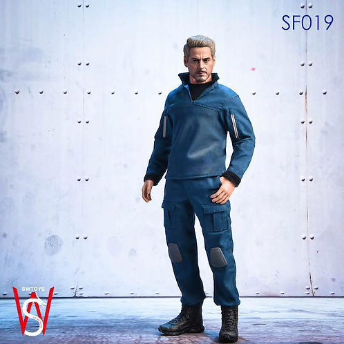 SWTOYS FS019 - 1/6 Scale Tong Figure