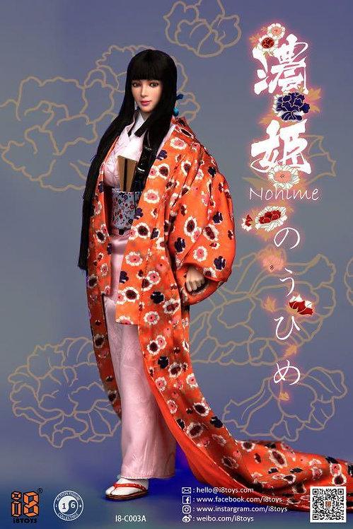 I8TOYS i8-C003 Uchikake 1/6 Costume Set