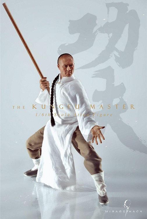 "Mirage Hack MHA-001B 1/6 Kung Fu Master ""Yu Zhenhai"""