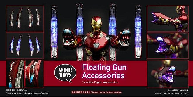 Woo Toys 1/6 Floating Gun Accessories Set
