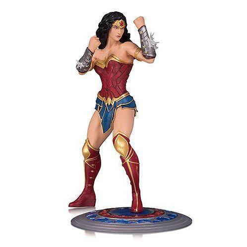 DC Collectibles - DC Core Wonder Woman Statue