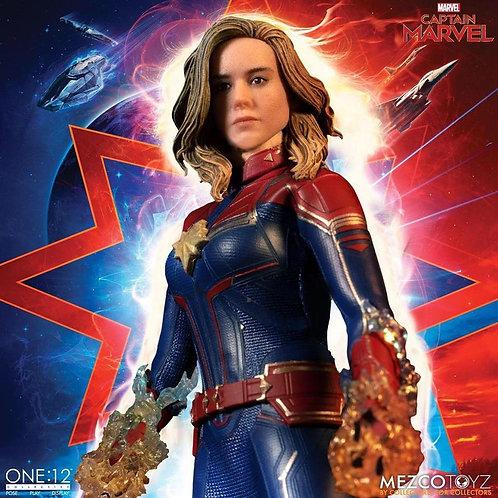 Mezco Toyz Captain Marvel 1/12 Figure