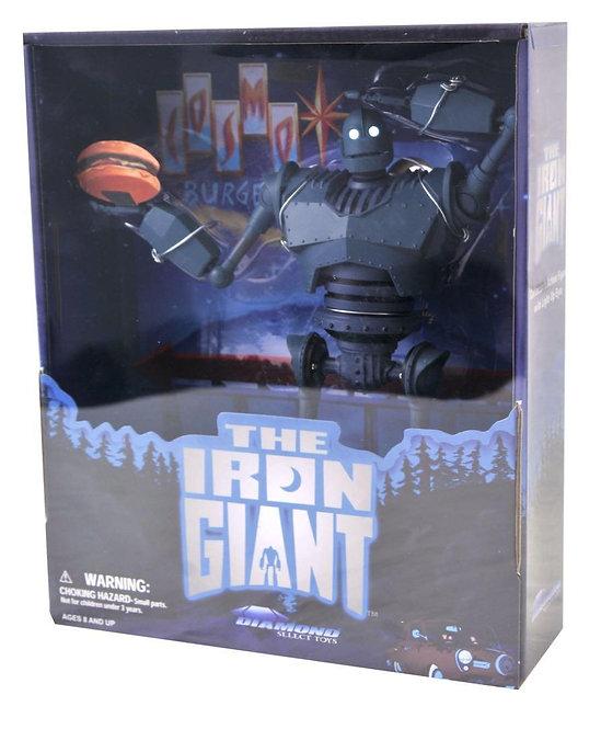 Diamond Select Iron Giant Deluxe Action Figure Box Set SDCC 2020 PX