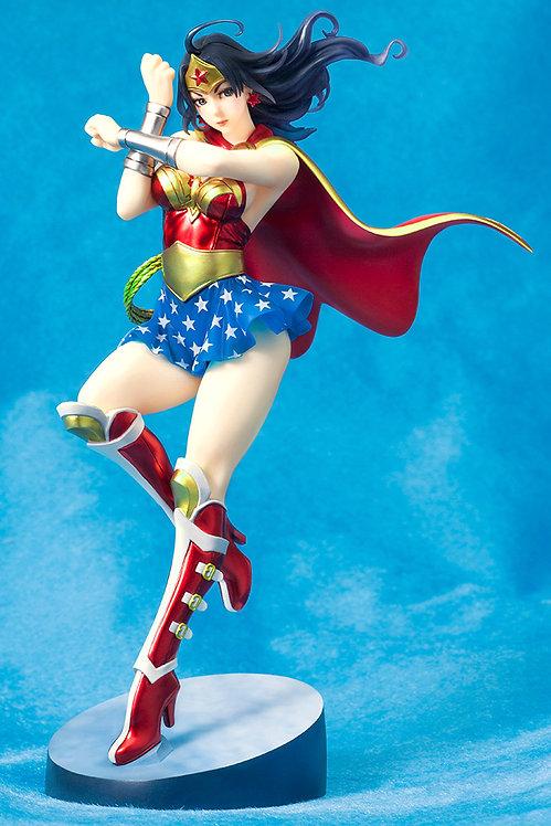 Kotobukiya DC Comics Armored Wonder Woman 2nd Edition Bishoujo 1/7 Statue