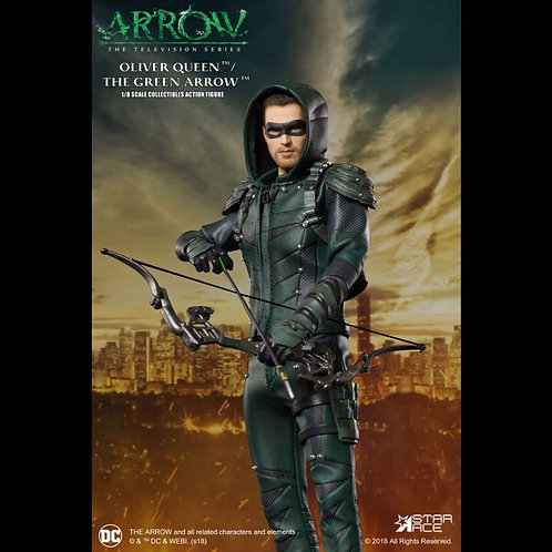 Star Ace Toys SA8004A Green Arrow DX (Deluxe) Oliver Queen 1/8 Figure