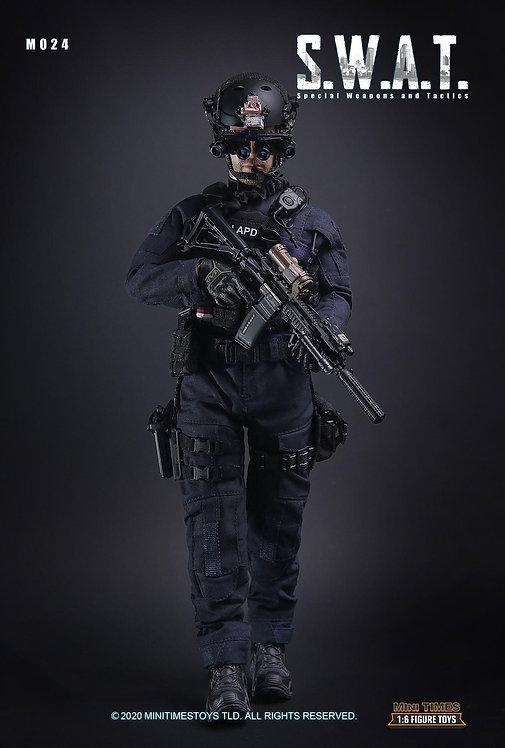 Mini Time MT-M024A 1/6 SWAT 2.0