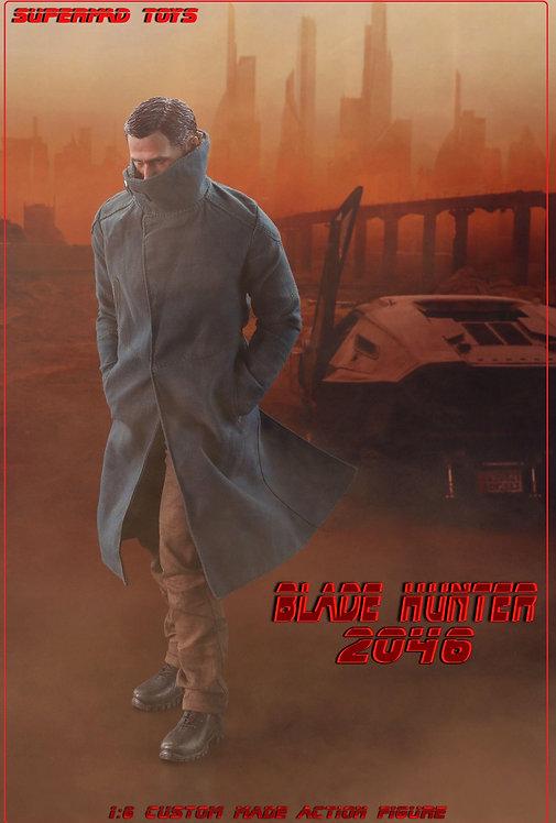 SUPERMAD TOYS Blade Hunter 2046 Hunter K 1/6 Figure