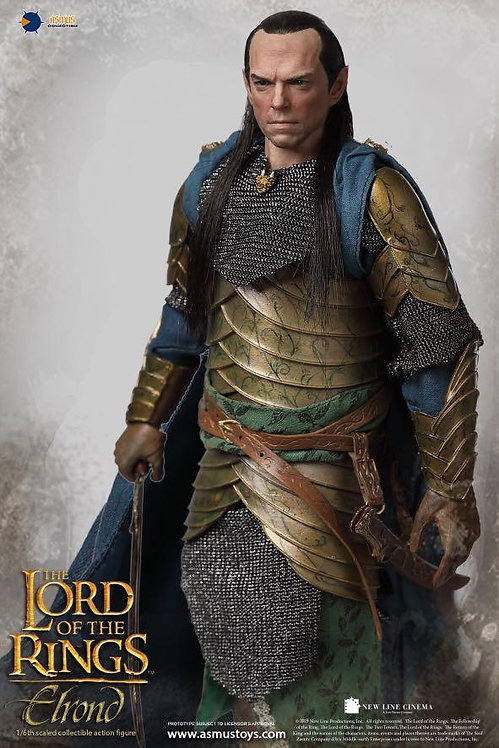 Asmus Toys LOTR024 The Lord of The Rings Series: Elrond
