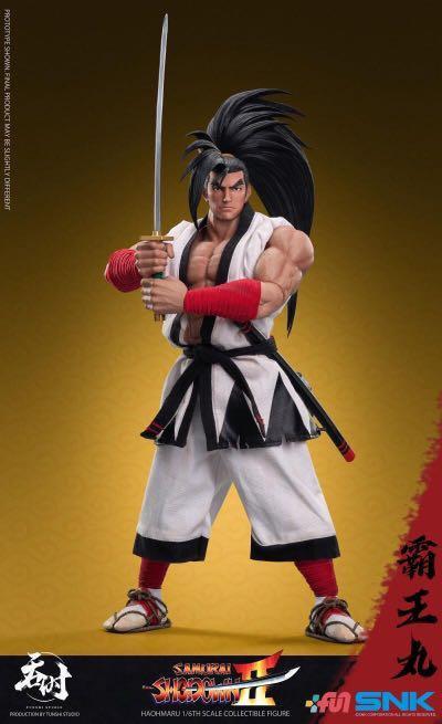 Tunshi Studio Samurai Shodown II Hoahmaru 1/6 Figure