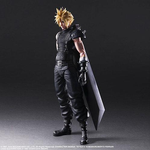 Square Enix Final Fantasy VII REMAKE Play Arts Kai - Cloud Strife ver. 2