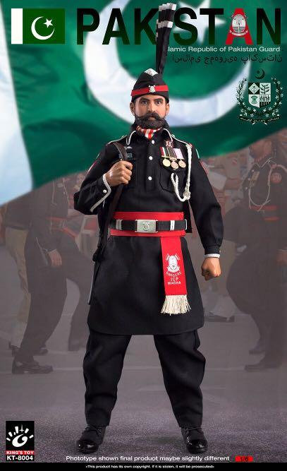 King's Toy KT-8004 Pakistan Brothers Guard 1/6 Figure